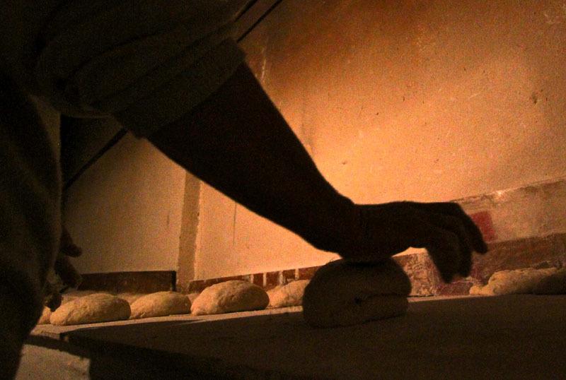 Процесс приготовления грузинского хлеба- Фото 13199- ФотоАргументы.